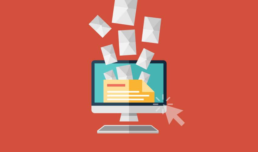 Ventas Outbound con emails en frio