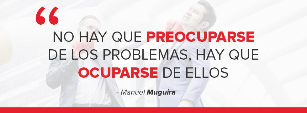 Frase de Manuel Muguira | El vendedor Más grande del mundo Resumen
